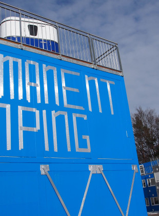ContainerUni Permanent Camping